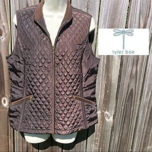 Tyler Boe Quilted Vest M